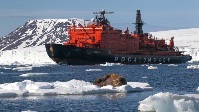 Россия признана самым сильным игроком в Арктике