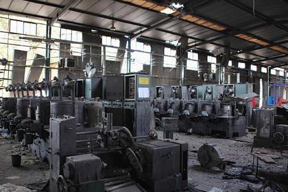Сирийские бизнесмены выгнали боевиков и возобновили работу заводов