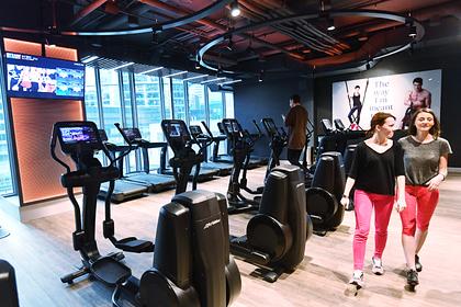 В Москве закроют фитнес-клубы из-за коронавируса