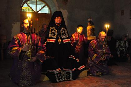 В доме российского епископа нашли нарколабораторию