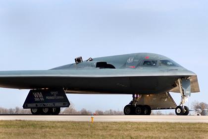 США перебросили стратегические бомбардировщики в Европу