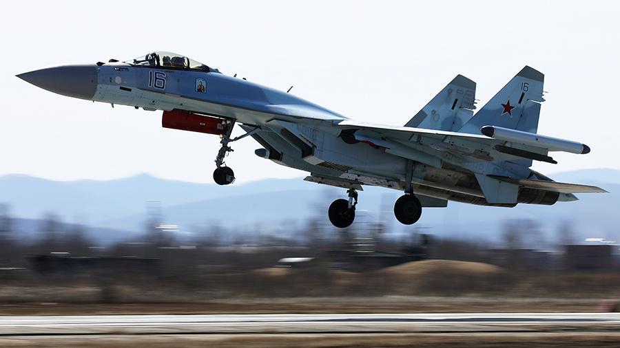 Российский самолёт не пустил шпиона США к объектам в Сирии