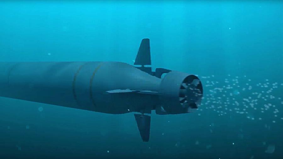 Названы сроки спуска на воду подлодки-носителя беспилотника «Посейдон»
