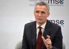 Генсек НАТО рассказал о борьбе с коронавирусом