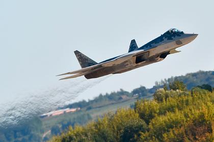 Су-57 получил преимущество перед F-35