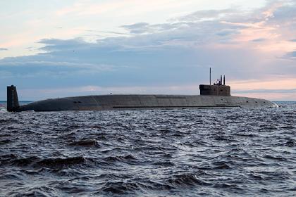 В США рассказали о лучшей российской подлодке