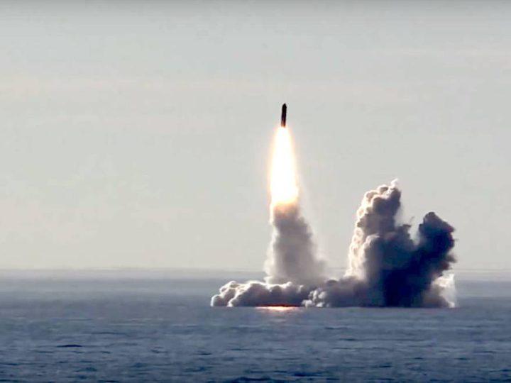 Названо преимущество ракеты «Булава»