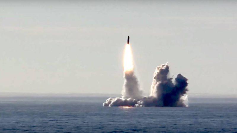 Названа российская «красная ядерная линия»
