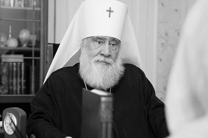 В Москве умер заразившийся коронавирусом митрополит РПЦ