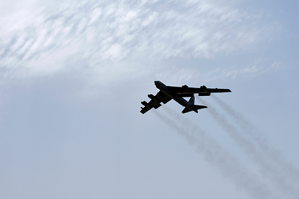США сымитировали бомбардировку около границ России