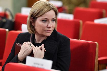 Министр культуры России Ольга Любимова заразилась коронавирусом