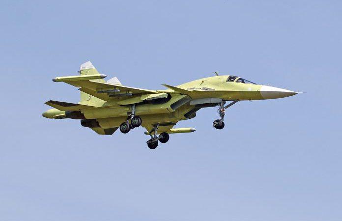 Новосибирский авиазавод поставит очередную партию бомбардировщиков Су-34 в ВКС России