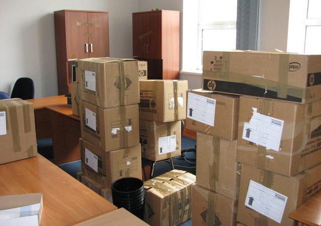 Как организовать офисный переезд?