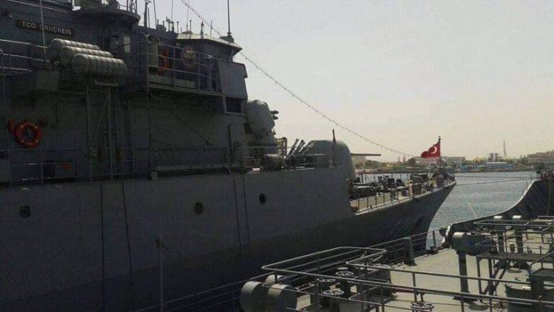 Стало известно об инциденте между военными кораблями Турции и Франции в Ливии