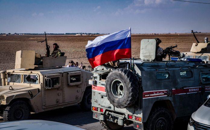 На пути следования российского патруля в Сирии прогремел взрыв