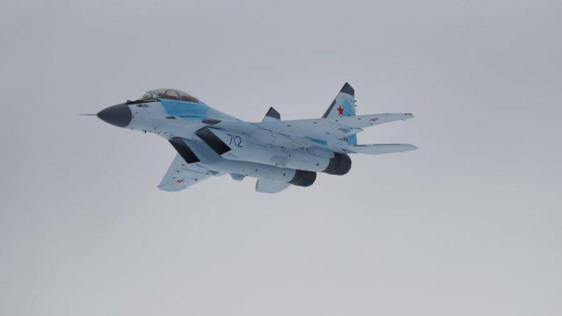 Летчик-испытатель рассказал о перспективном вооружении для МиГ-35
