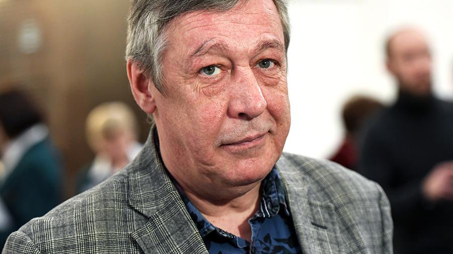 Ефремов признал себя виновным после ДТП