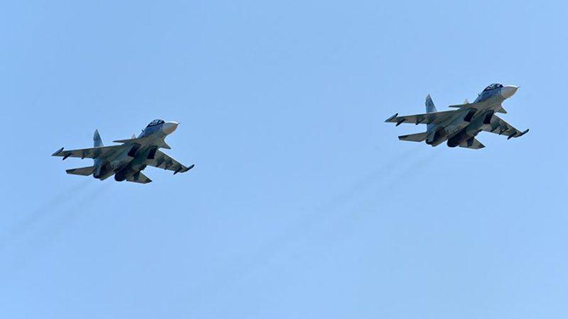 РФ подняла истребители над Балтикой для сопровождения самолетов США и НАТО