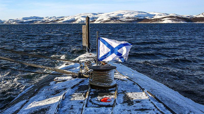 Лодки проекта «Ясень» смогут запускать «Цирконы» в Арктике
