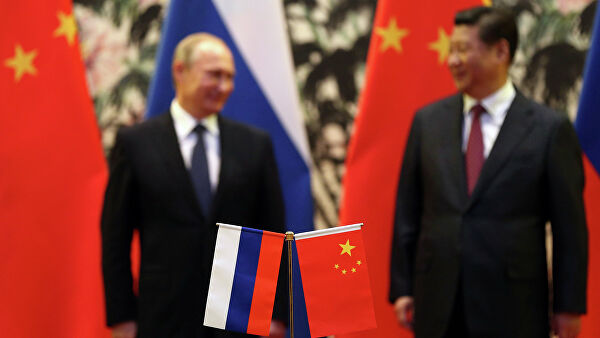 Китай расхвалил отношения с Россией