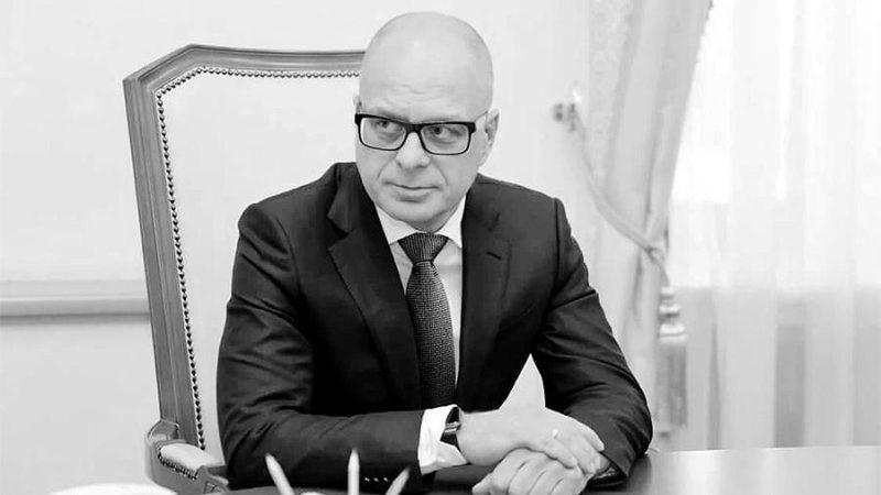 Умер вице-премьер Самарской области