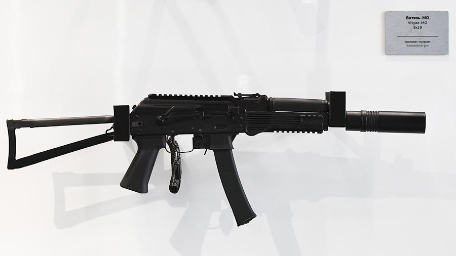 Завершились госиспытания нового пистолета-пулемета Калашникова
