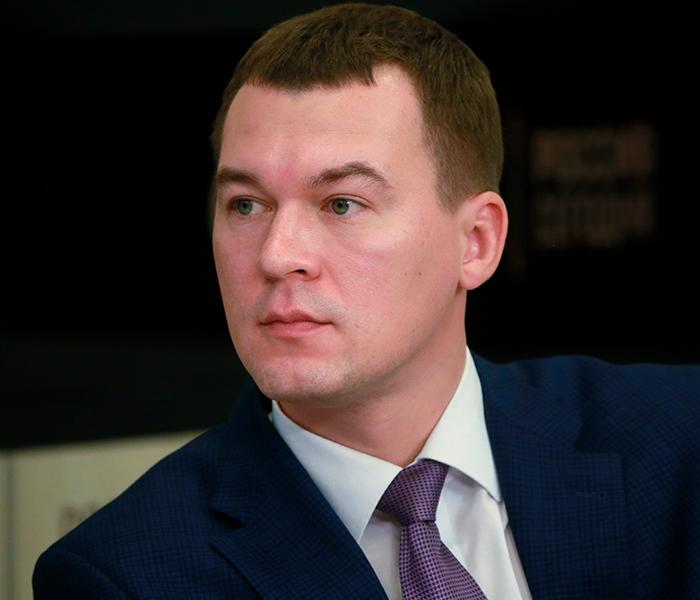 Путин нашел замену арестованному губернатору Хабаровского края