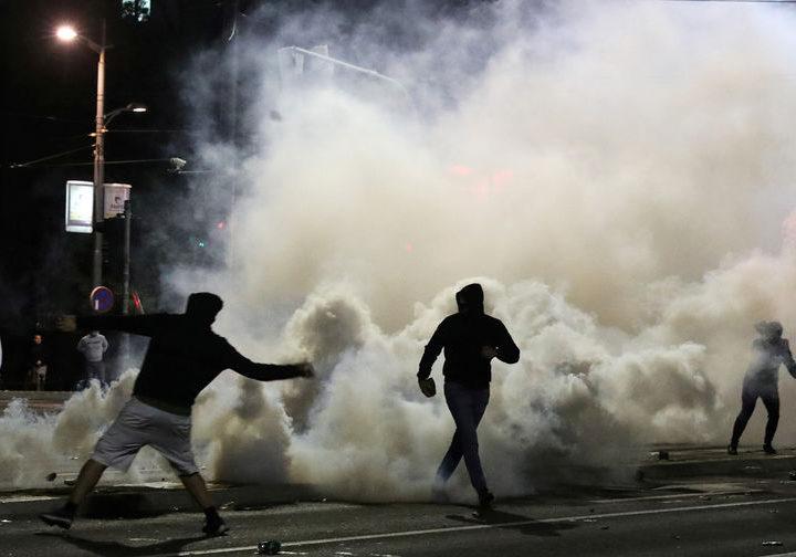 МВД Сербии связывает беспорядки с попыткой свержения власти