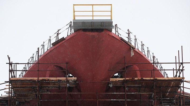 «Адмирал Нахимов» назвали самым «зубастым» кораблем ВМФ