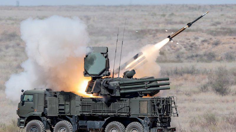 США представили план уничтожения «Панцирей-С1»