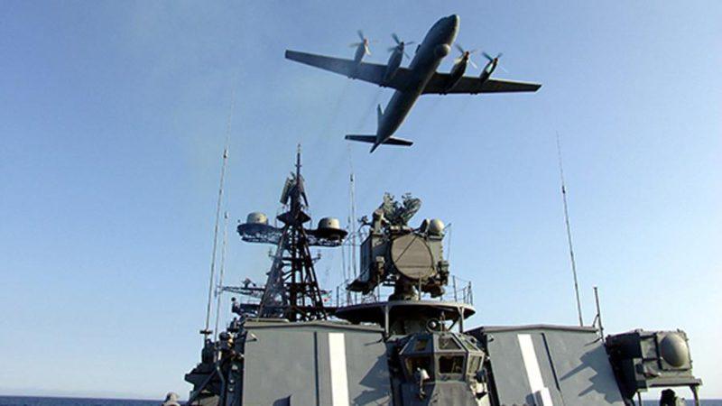 Крупные учения ВМФ «Океанский щит–2020» начались на Балтике