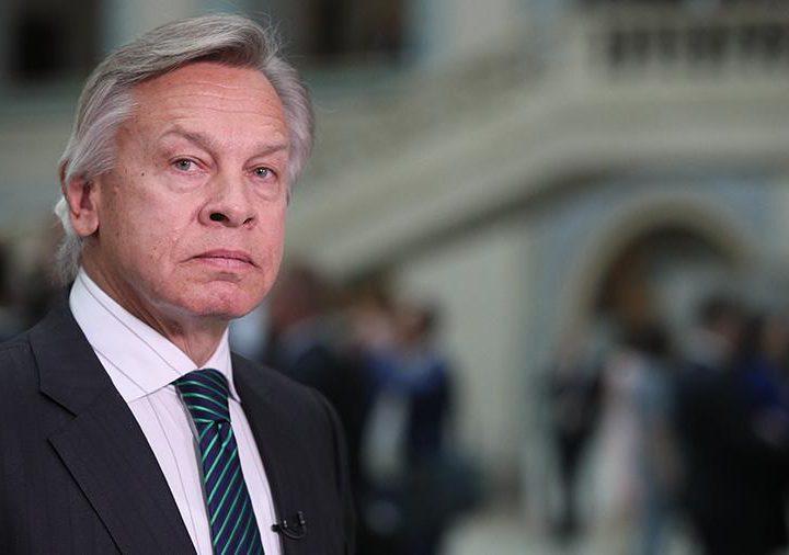 Пушков заявил о превращении Польши в плацдарм США против России