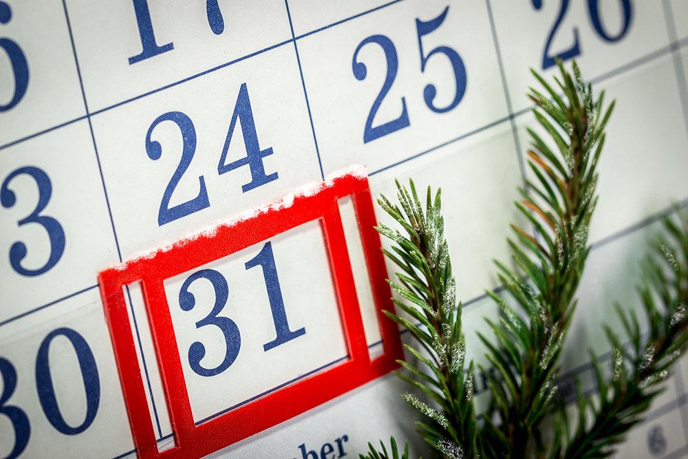 В России захотели сделать 31 декабря выходным