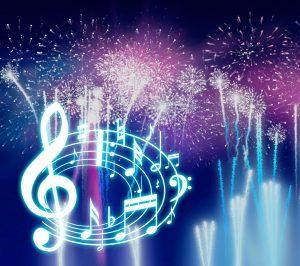 Что такое музыкальные фейерверки?