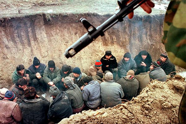 Российский военный описал зверства боевиков в первую чеченскую войну