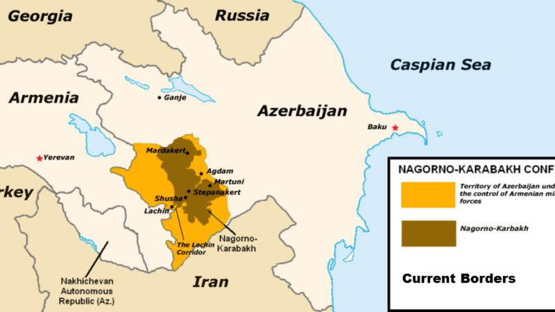 Армения признает Карабах, если Азербайджан откажется от диалога