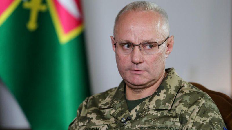 Командующий ВСУ оценил шансы вернуть Донбасс военным путем