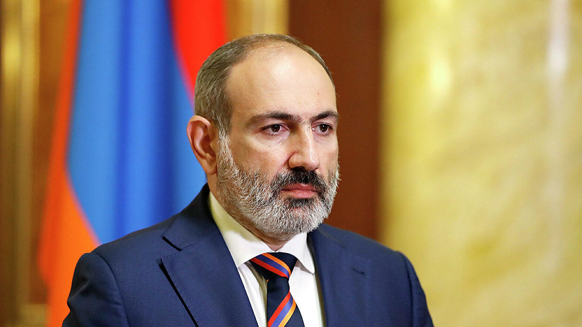 Пашинян обвинил Азербайджан в провокациях против России