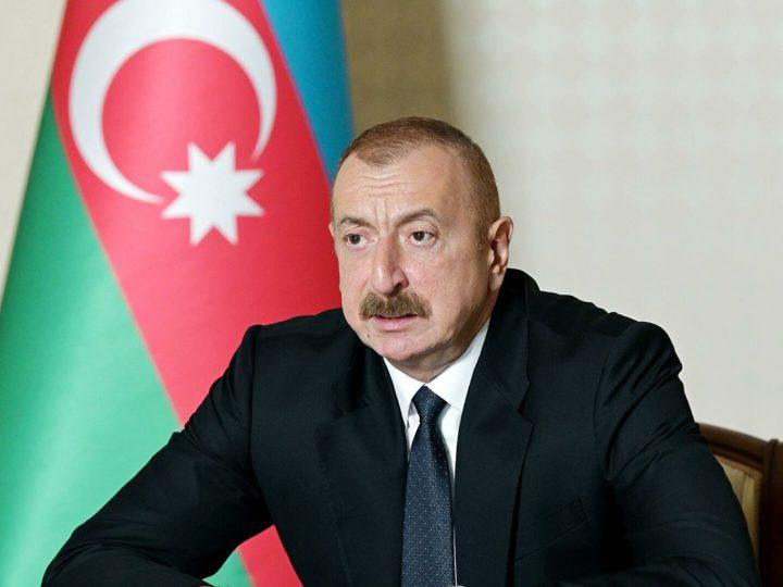 Алиев рассказал о переходе под контроль Баку Кельбаджарского района в Карабахе