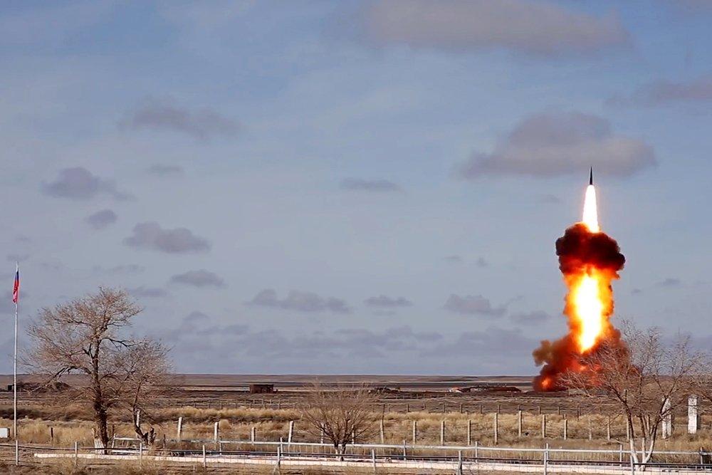 Новую российскую систему ПРО успешно испытали в Казахстане