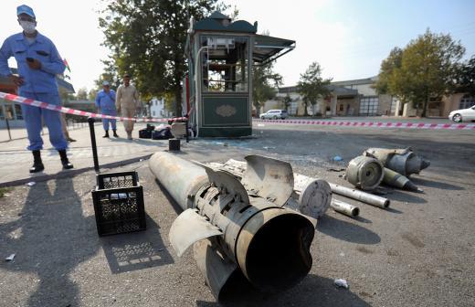 СК Армении заявил о переброске Турцией боевиков из Сирии в Азербайджан