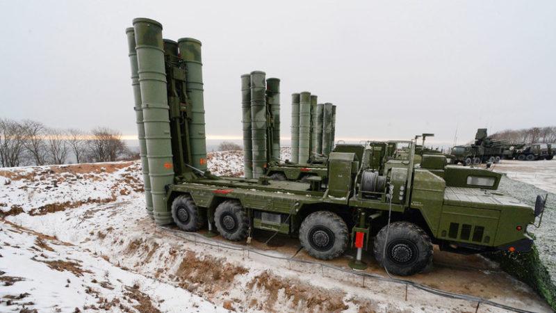 Смертоносные комплексы С-500 усилят оборонный потенциал России