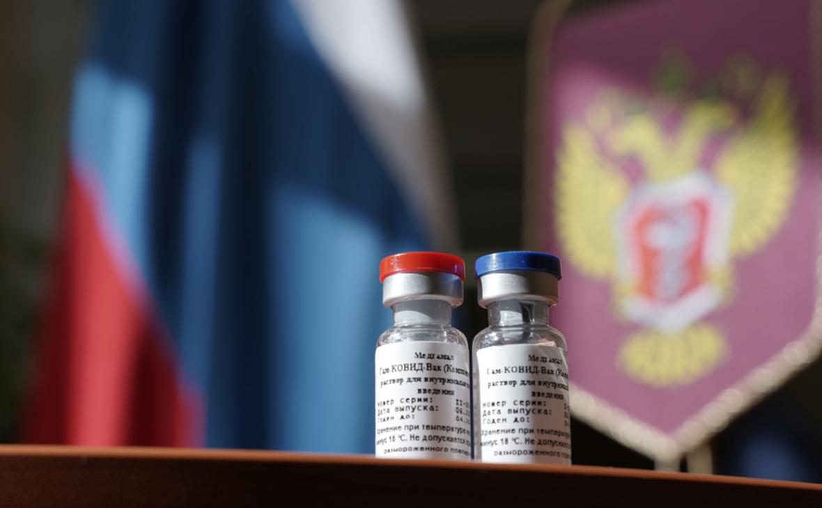 Путин сам объявит о своей вакцинации от коронавируса