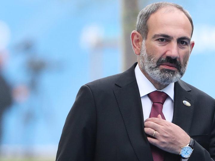 Пашинян признал ошибкой свои слова об «Искандерах»
