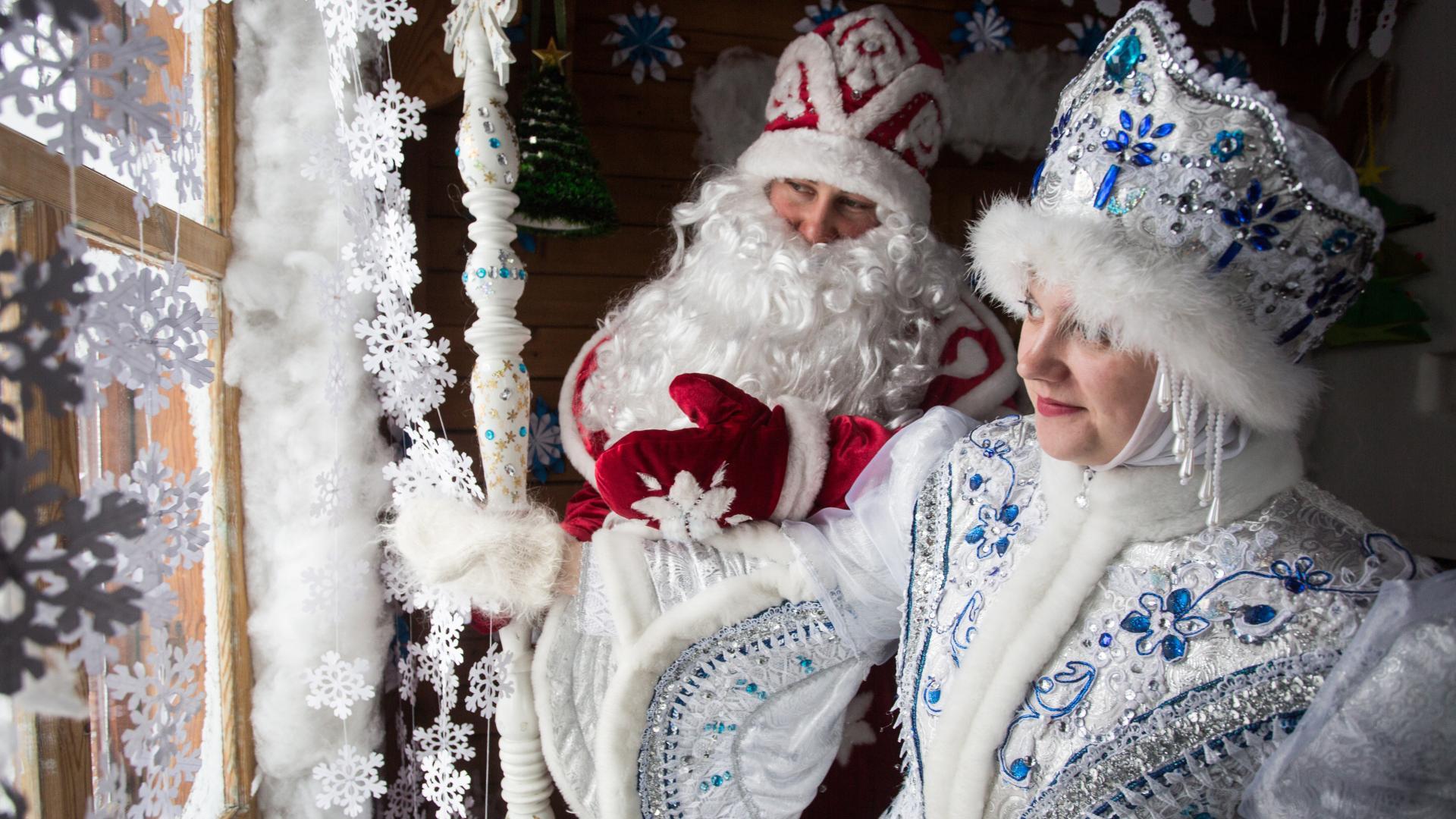 Названо идеальное место для встречи Нового года по мнению россиян