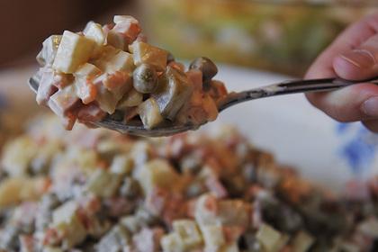 Россияне назвали главное блюдо праздничного стола