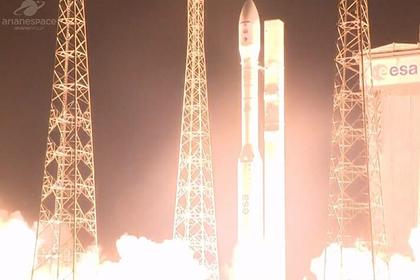 Названа причина аварии итальянской ракеты Vega с украинским двигателем РД-843