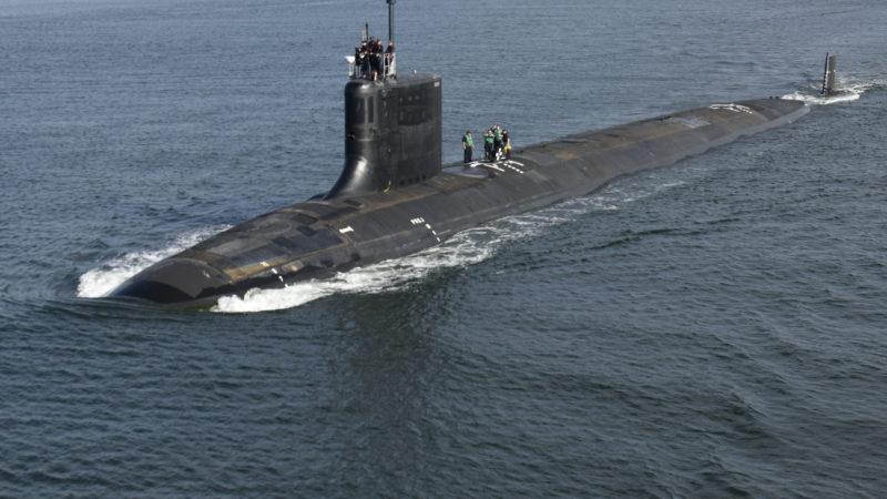 Беспилотники превратят американские подлодки в «убийц» российских кораблей