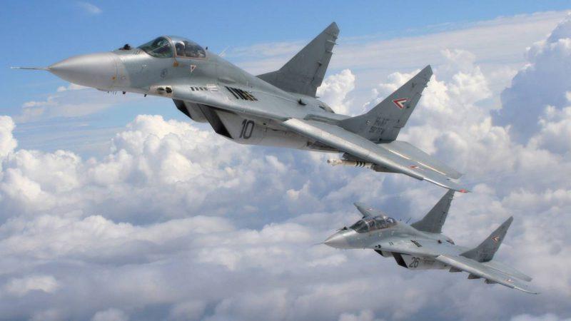 Турецкие истребители преследуют российские самолеты в Ливии