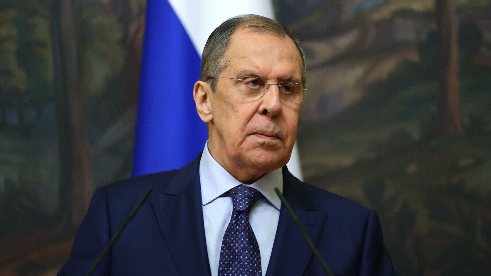 Лавров призвал западные страны к переговорам вместо санкций